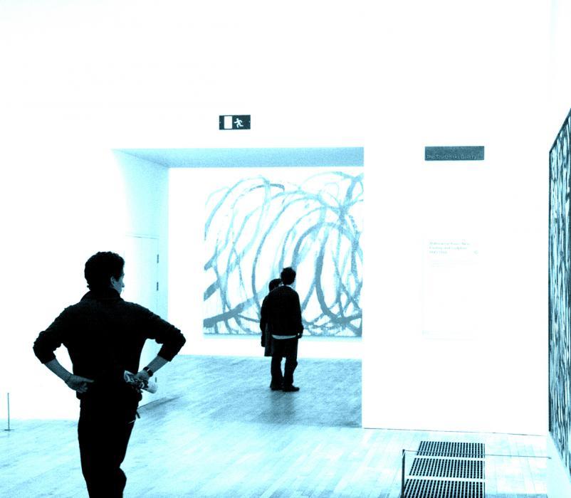 Tate Modern, Southwark, London. Photograph by Dan Mangan